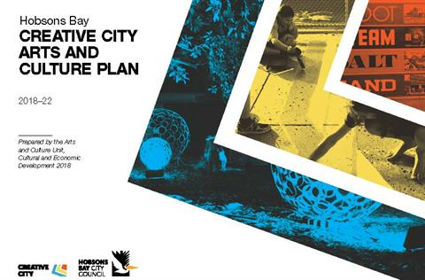 Hobsons Bay Creative City Arts and Culture Plan 2018-22 COVER PIC.jpg