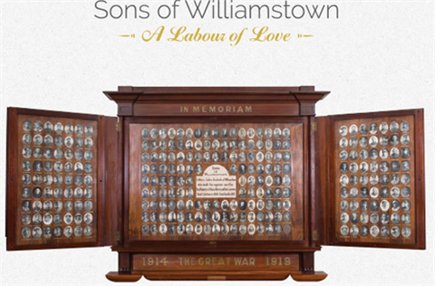 Sons Of Williamstown