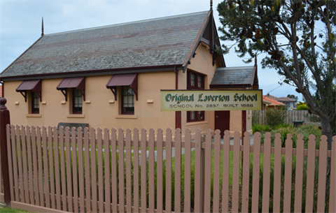 Old Laverton School