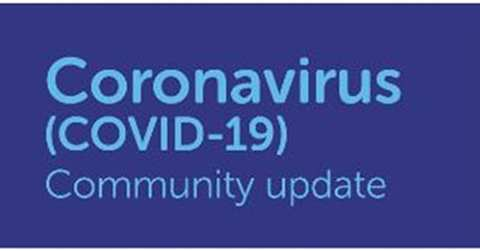 Coronavirus tile