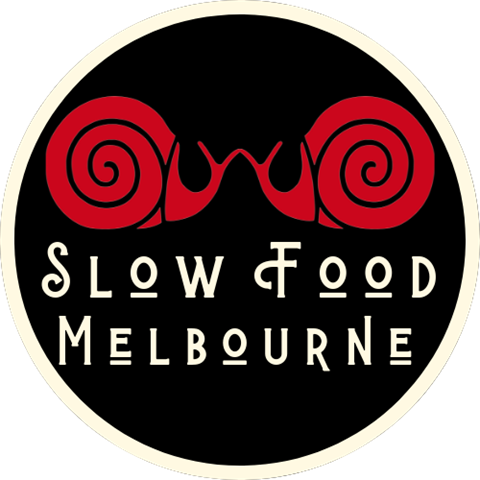 Slow-Food-Melbourne-Double-Snail-Ivory-on-Black