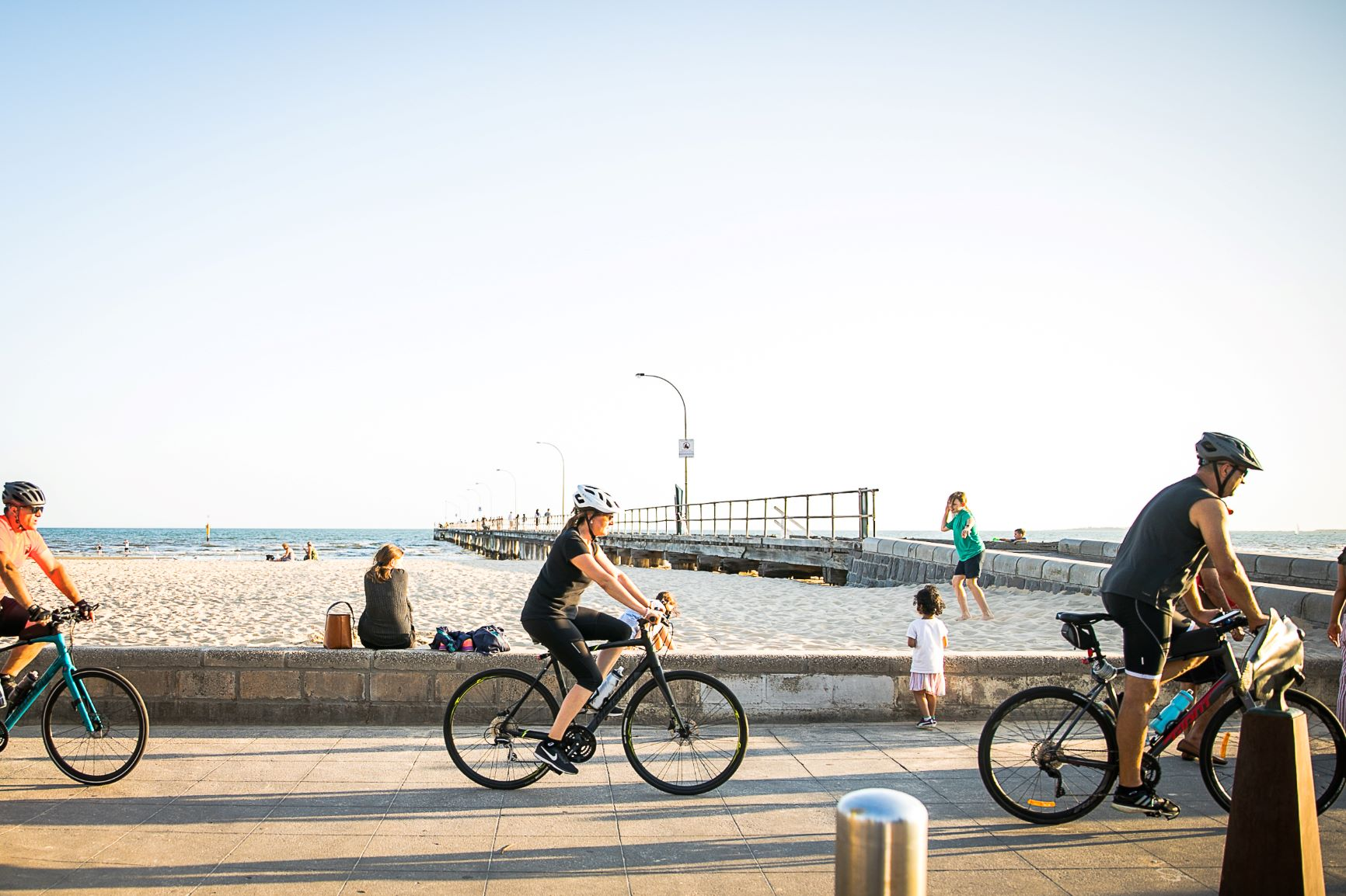 Cycling Pier Street Altona Beach for web.jpg